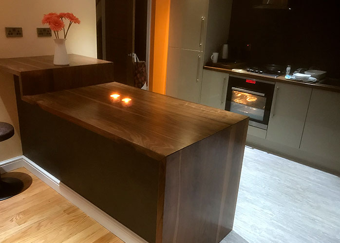 Bespoke Kitchen Table
